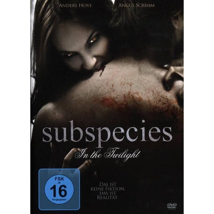 Subspecies - In the twilight (EN, DE)