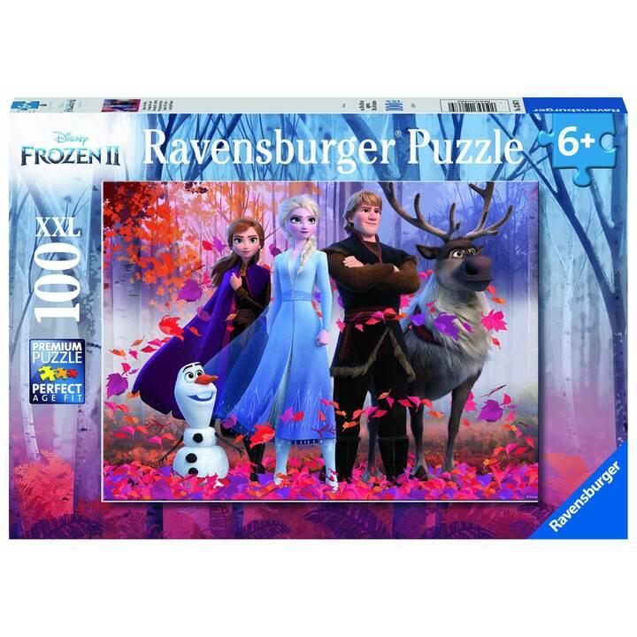 RAVENSBURGER Frozen 2 XXL (100 Stück, 2D Puzzle)