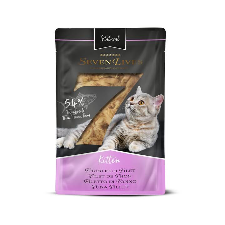 7LIVES Alimentation humide (Junior, 60 g, Thon)