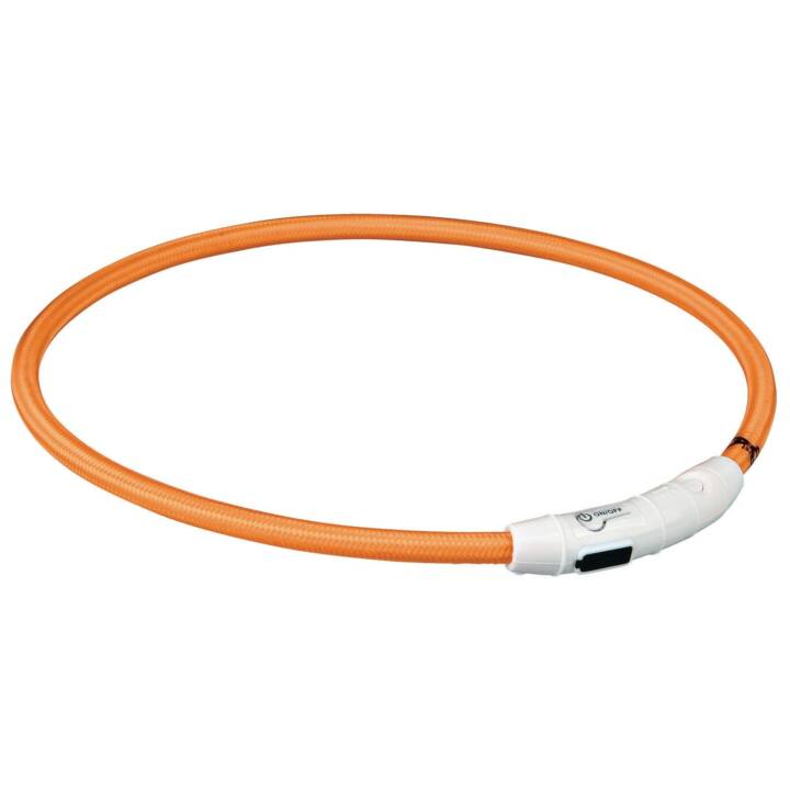 TRIXIE Collare Safer Life (Molto grande, Grande, Arancione)