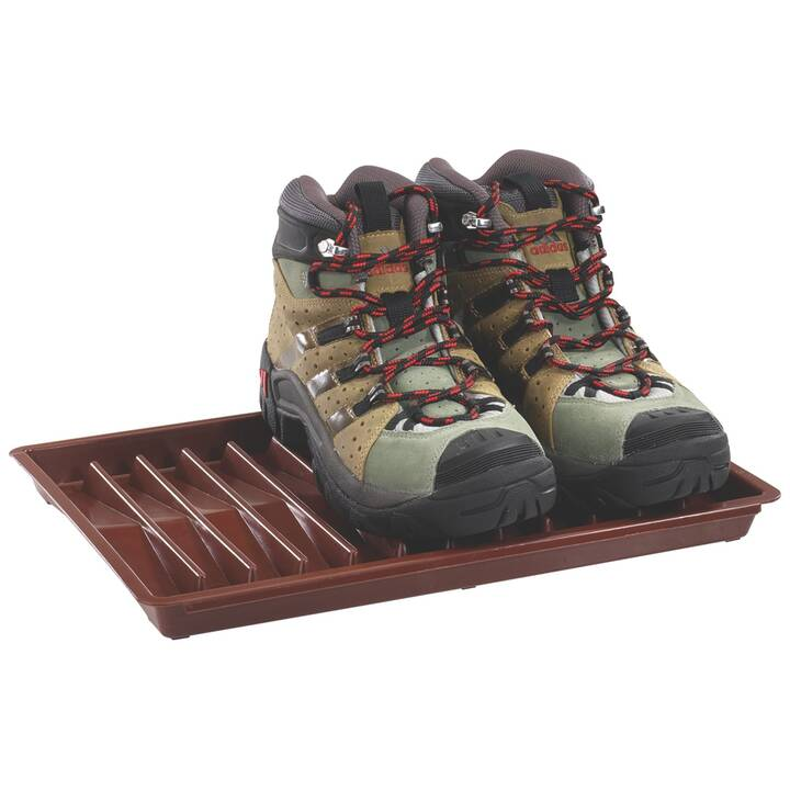 WESTMARK Bac d'égouttement pour chaussures (3 cm x 27.5 cm x 37.8 cm)