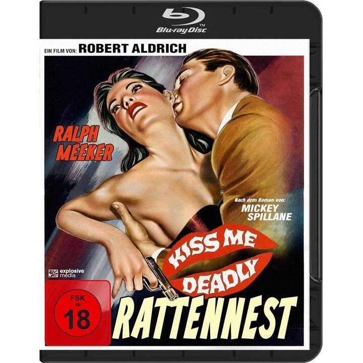 Rattennest - Kiss me deadly (DE, EN)