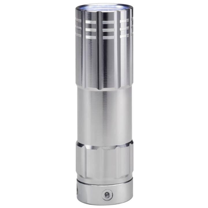 INTERTRONIC LED-Taschenlampe