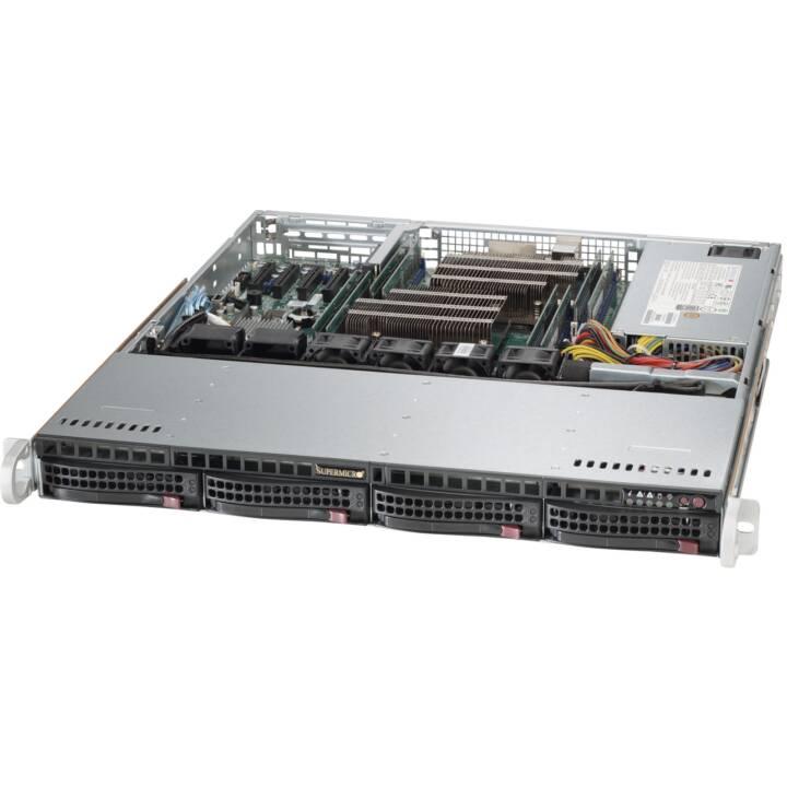 SUPERMICRO 6018R-MT (Intel C612)