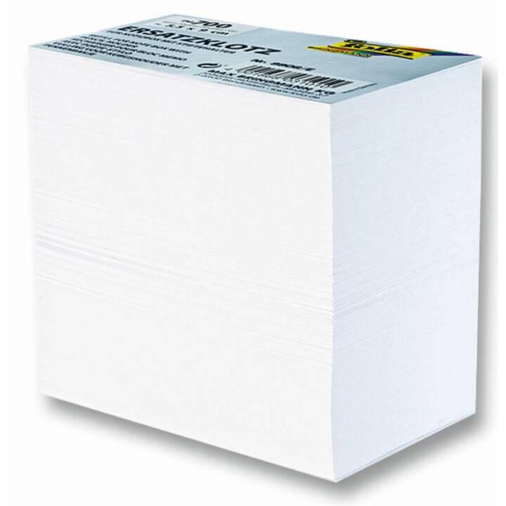 FOLIA Papier de remplacement pour distributeur de billets FOLIA, blanc