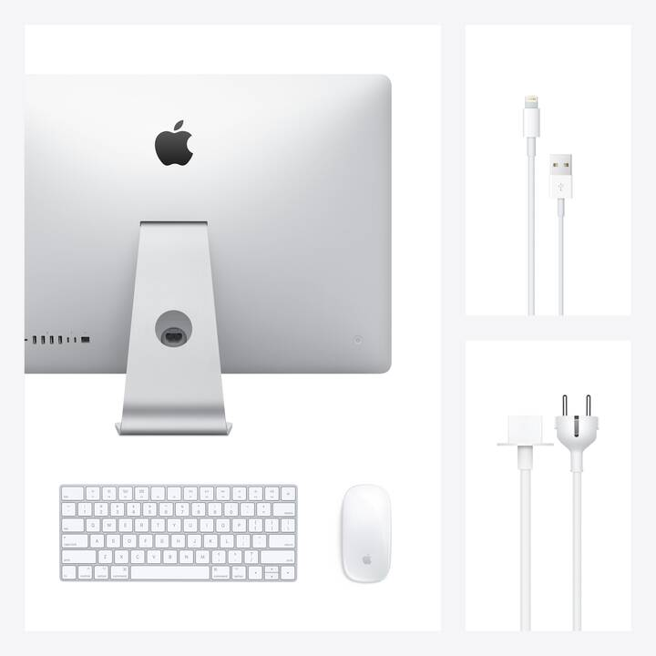 APPLE iMac Retina 5K (2020) (Intel Core i5, 8 GB, 1 TB SSD)
