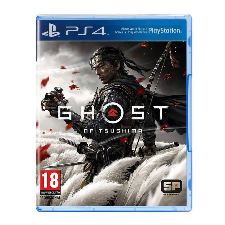 Ghost of Tsushima (DE, FR, IT)