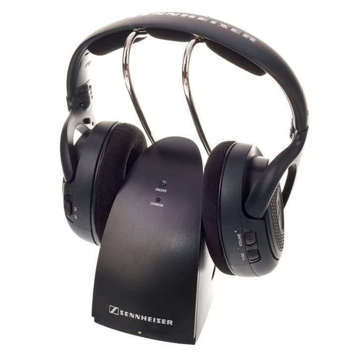 SENNHEISER RS 127 (Over-Ear, Schwarz)