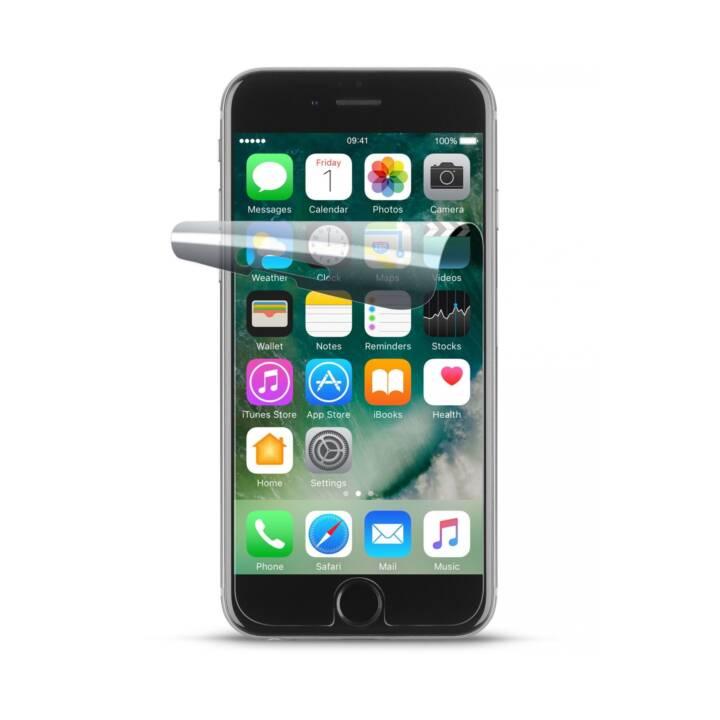CELLULAR LINE Film de protection d'écran (Clair, iPhone 8, iPhone SE, iPhone 7)