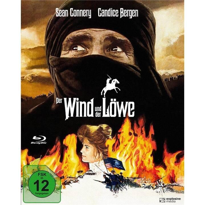 Der Wind und der Löwe (DE, EN)