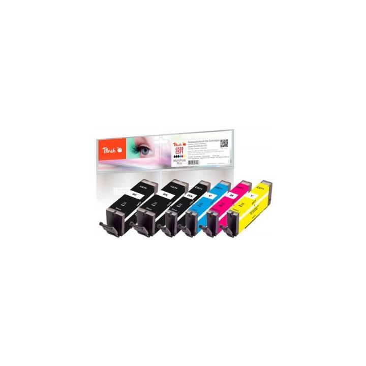 Peach Tinte Canon PGI-570, CLI571MP Plus