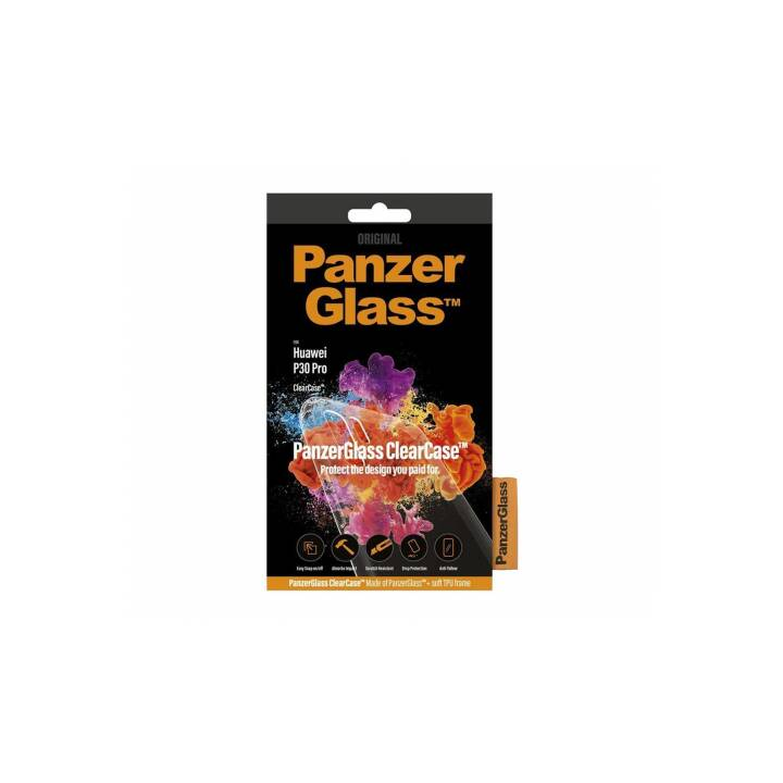 PANZERGLASS ClearCase Backcover (P30 Pro, Transparent)