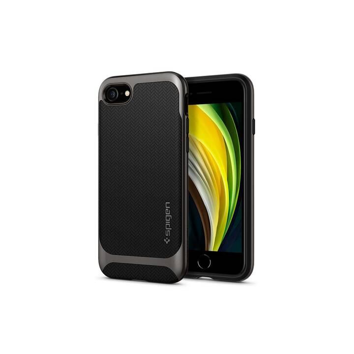 SPIGEN Backcover Neo  (iPhone SE, Noir)