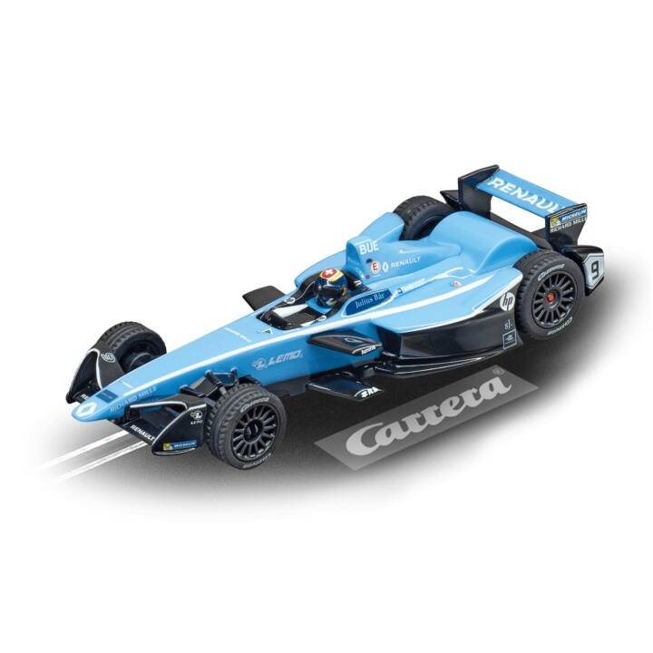 """CARRERA GO!!! Formula E Renault e.dams """"S. Buemi, No.9"""""""