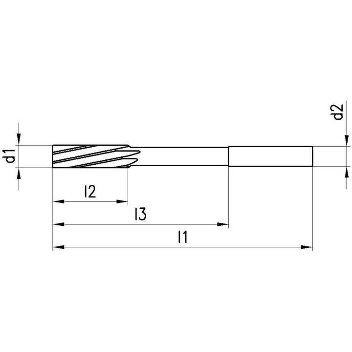 FUTURO Maschinenreibahle (101 mm)