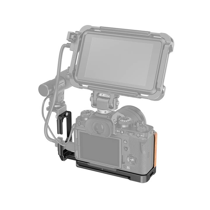 SMALLRIG L-Bracket Fujifilm X-T4 Supports (Noir)