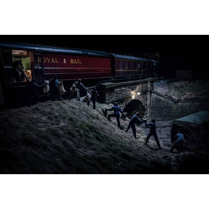 Der grosse Eisenbahnraub 1963 (DE, EN)