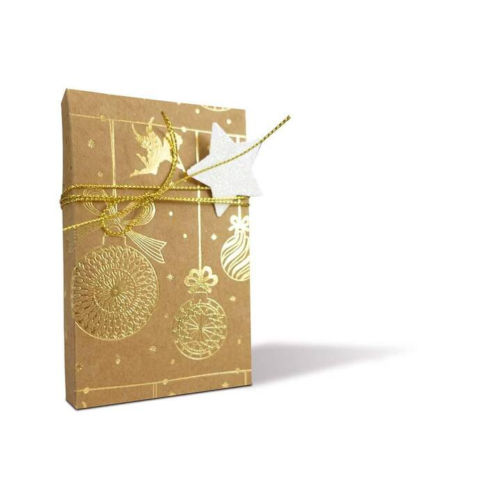 URSUS Carta per bricolage Design cardboard Christmas (Carta)