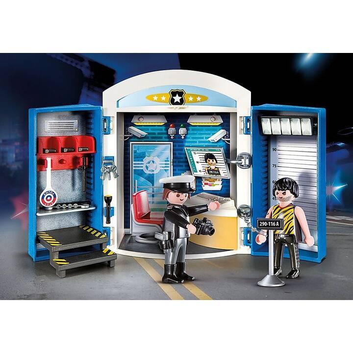 """PLAYMOBIL City Action Playbox """"Stazione di Polizia"""" (70306)"""