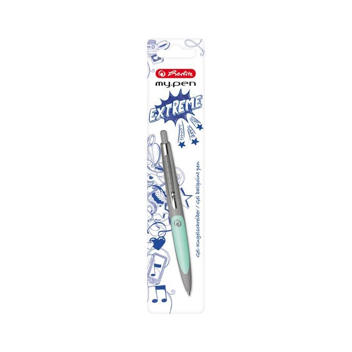 HERLITZ Stylo à bille my.pen (Bleu)