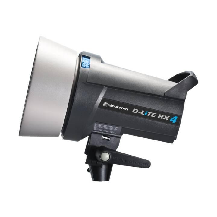Tête flash ELINCHROM Compact D-Lite RX 4