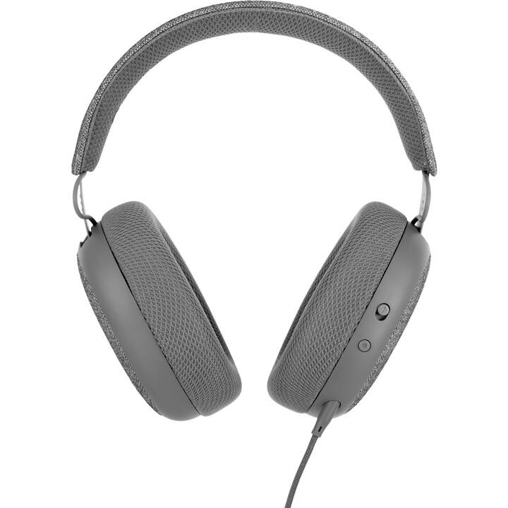 BUDDYPHONE Fokus (Over-Ear, Gris)