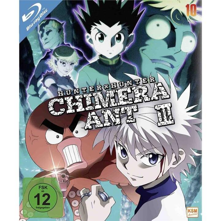 Hunter x Hunter - Vol. 10: Chimera Ant III (JA, DE)