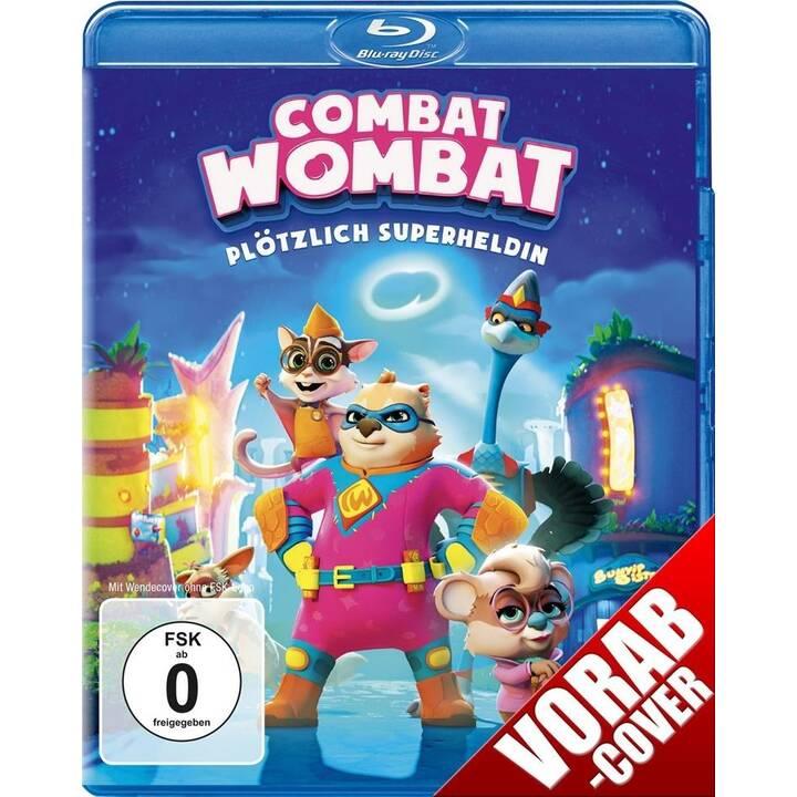 Combat Wombat - Plötzlich Superheldin (DE, EN)