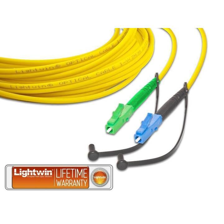 LIGHTWIN LSP-09 LC Câble réseau (LC Single-Modus, 10 m)