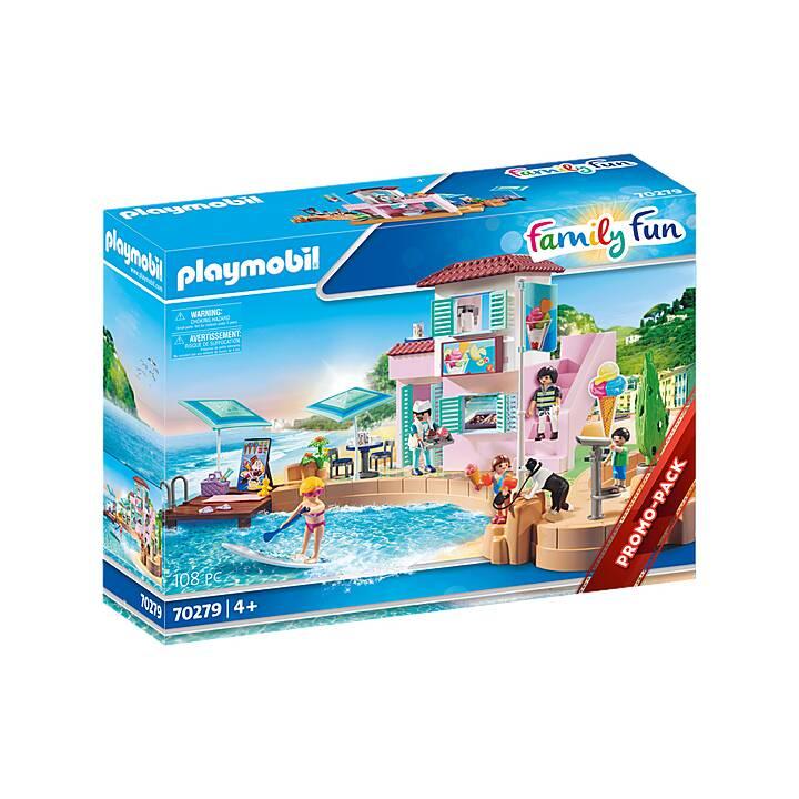 """PLAYMOBIL Family Fun Gelateria """"Del Porto"""" (70279)"""