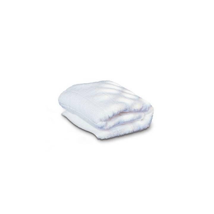 COMAIR Serviette de bain (Blanc)