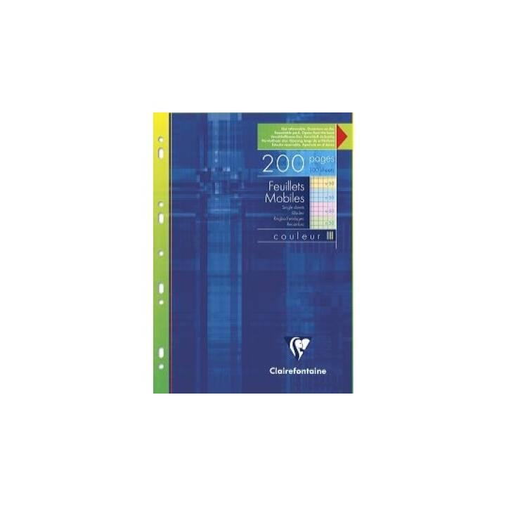 CLAIREFONTAINE Foglio di input (A4, 100 pezzo)