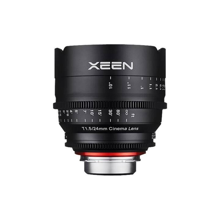 SAMYANG XEEN 24mm T 1.5 FF Cine Sony T 24mm