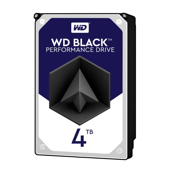 WD Black WD4005FZBX (SATA-III, 4 TB)