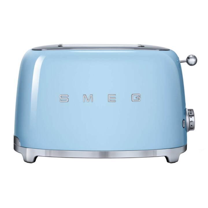 SMEG Tostapane 50's Retro Style blu