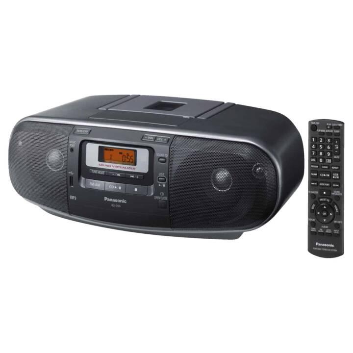 Radioregistratore PANASONIC con CD RX-D55AEG-K