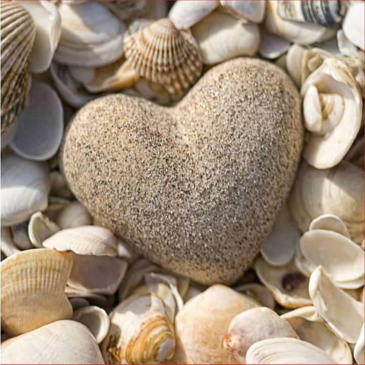PAPSTAR Tovagliolo di carta Stone Heart (20 Stk, Simbolo)