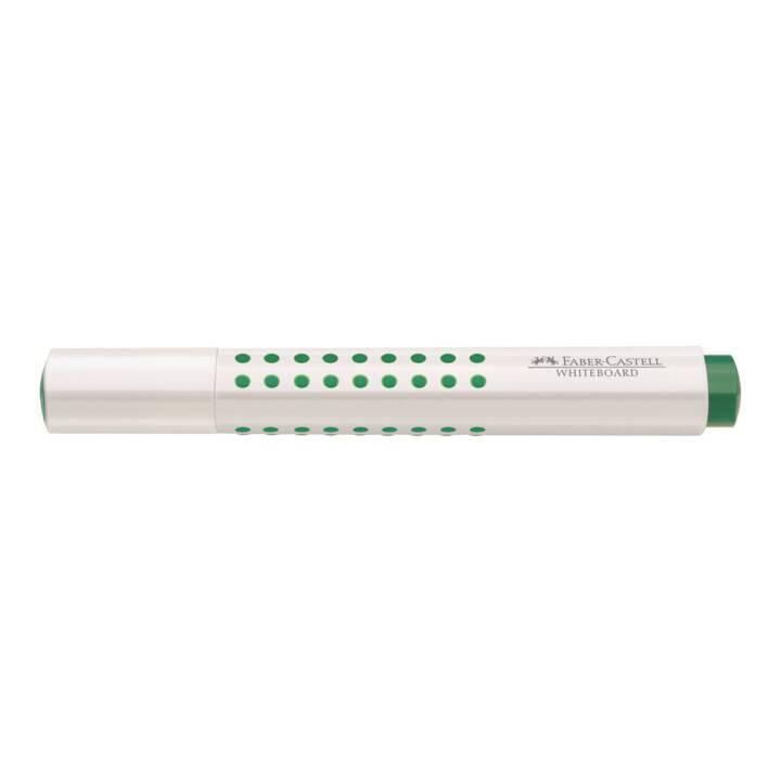 FABER-CASTELL Marqueur pour tableaux GRIP 1-5mm vert