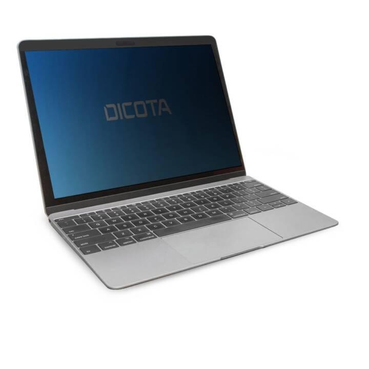"DICOTA Secret 2-Way MacBook 12"" screen filmato"