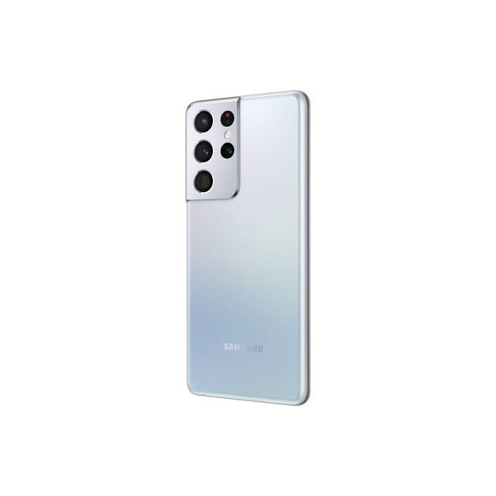 "SAMSUNG Galaxy S21 Ultra (5G, 6.8"", 256 GB, 108 MP, Phantom Silver)"