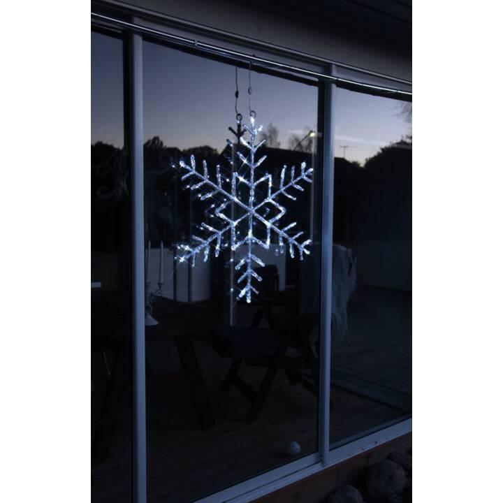 STAR TRADING LED luce decorazione decorazione fiocco di neve