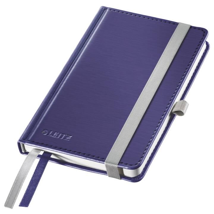 LEITZ 44890069 A6 80 feuilles Cahier bleu