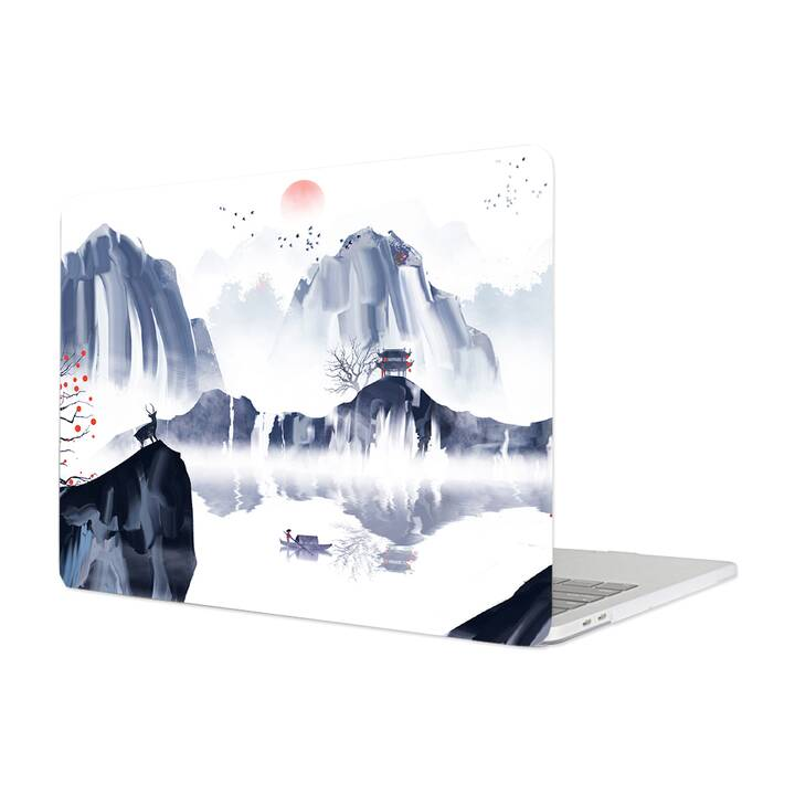 "EG MTT Housse pour Macbook 12"" Retina (2015 - 2018) - Peinture"