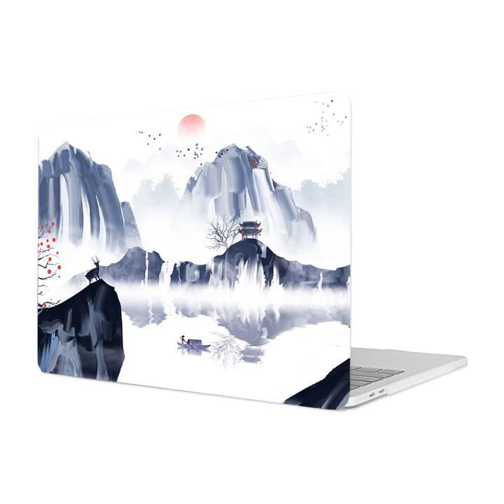 "EG MTT Housse pour Macbook Pro 13"" CD ROM (2008 - Early 2012) - Peinture"
