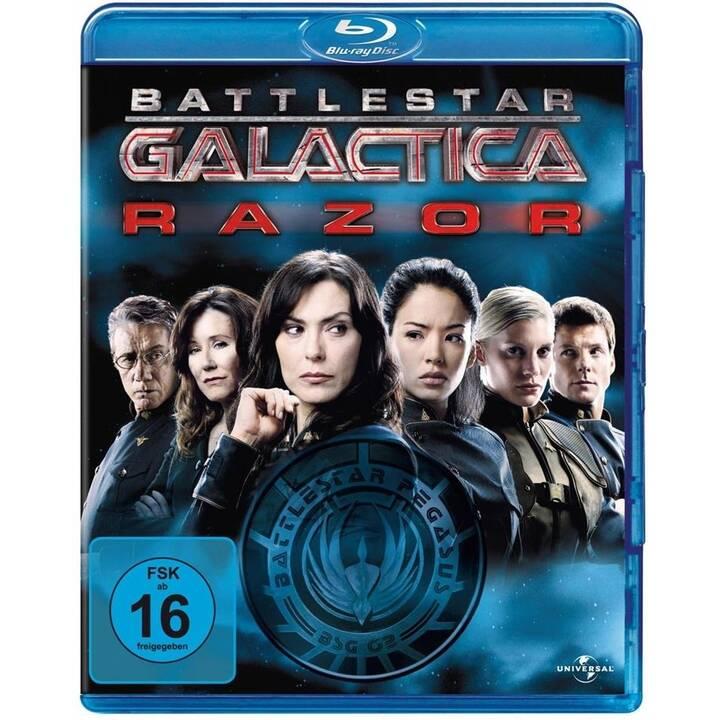 Battlestar Galactica - Razor (DE, EN)