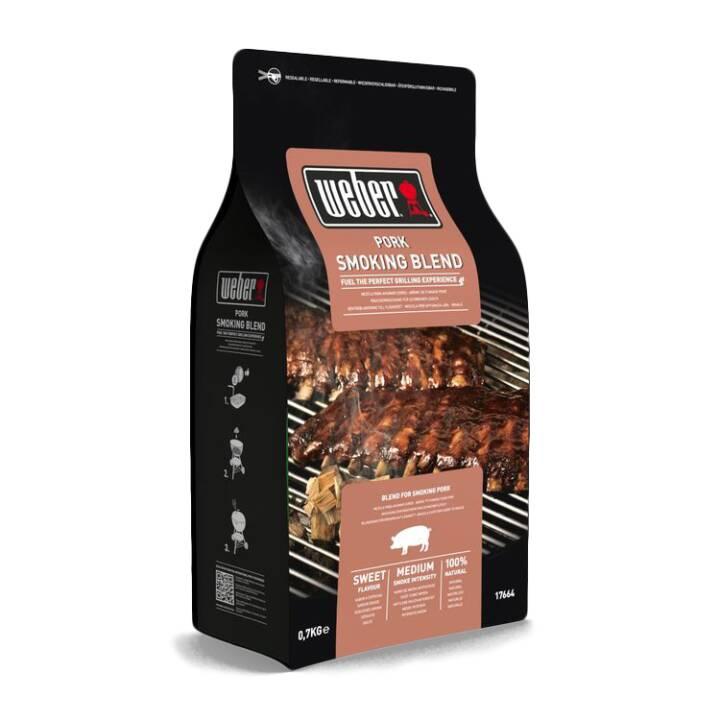 WEBER Legna per affumicare Pork (700 g)