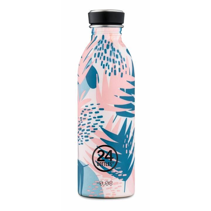 24BOTTLES Trinkflasche Urban (0.5 l, Pink, Weiss, Blau, Hellblau)