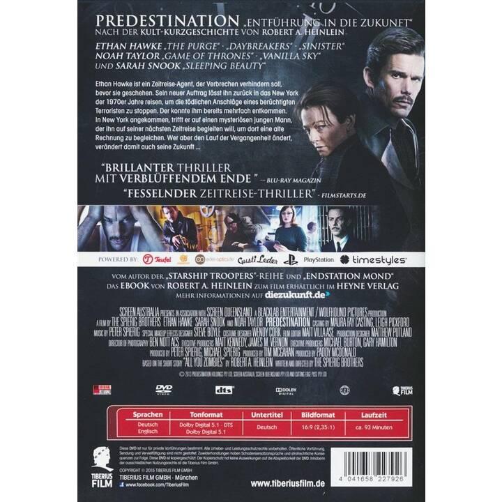 Predestination (DE, EN)