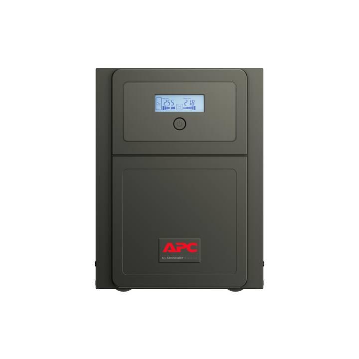 APC Easy Alimentation sans interruption ASI (3000 VA, 2100 W, Line-Interactive)