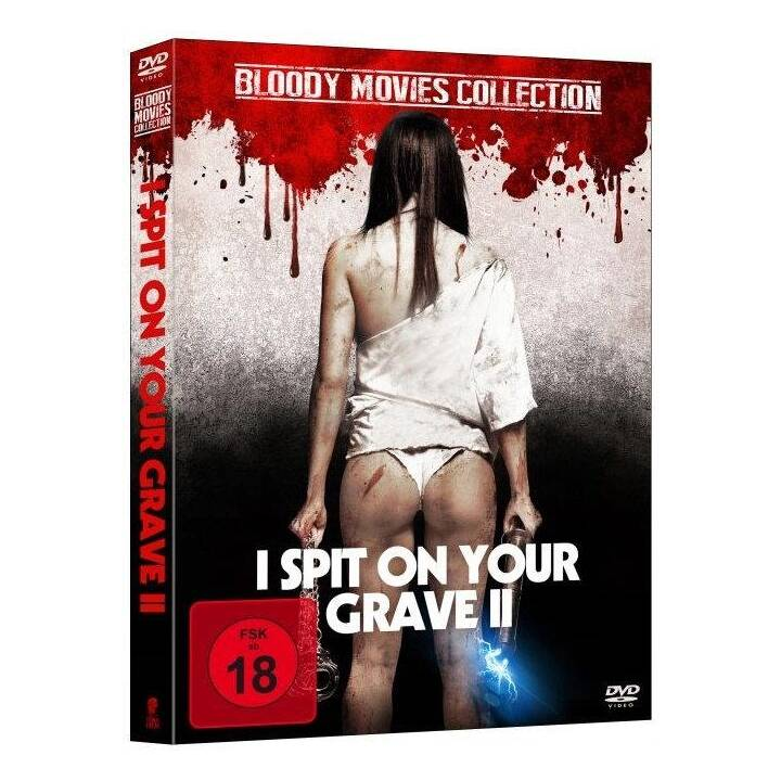I Spit on your Grave 2 - (Bloody Movies Collection) (DE, EN)